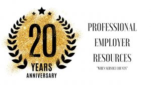 PROFESSIONAL EMPLOYER RESOURCES 1